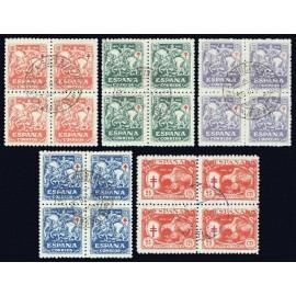 1945 ED. 993/997 us [x4]