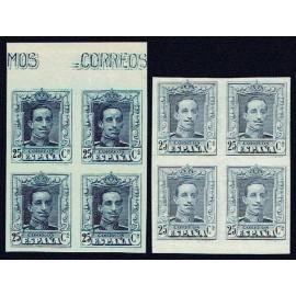 1922 ED. NE 23s/24s ** [x4]