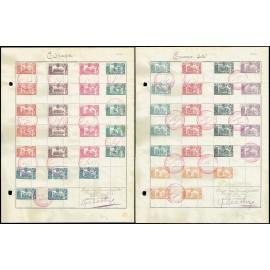1905 ED. 257/266 us [x5]