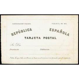 1874 ED. 6Pa * Tarjetas Entero Postales