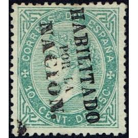 1868 ED. 091 * Madrid (N) (2)