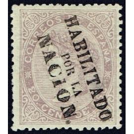 1868 ED. 092 * Madrid (N)