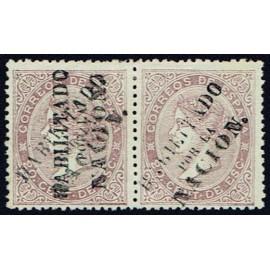 1868 ED. 092 + 092hh * Madrid (N)