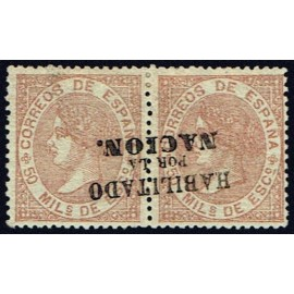 1868 ED. 096hdhi * Madrid (N)