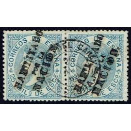 1868 ED. 097 us Madrid (N) [x2]