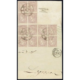 1868 ED. 098 us Madrid (N) [x12]