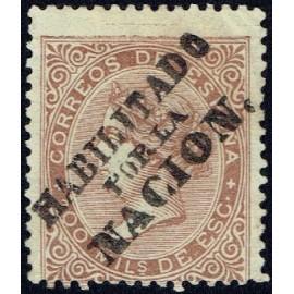 1868 ED. 099 * Madrid (N) (3)