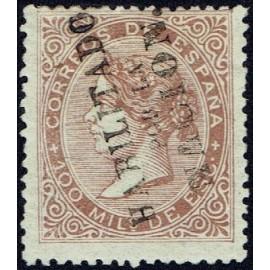 1868 ED. 099 * Madrid (N) (2)