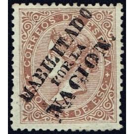1868 ED. 099 * Madrid (N)