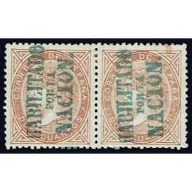 1868 ED. 087 * Andalucía (A) [x2]