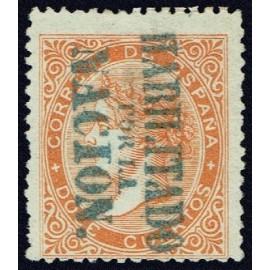 1868 ED. 089Ahi * Andalucía (A)