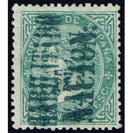 1868 ED. 091hh * Andalucía (A)