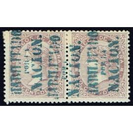 1868 ED. 092hh * Andalucía (A) [x2]
