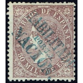 1868 ED. 098 * Andalucía (A) (3)