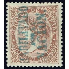 1868 ED. 099 * Andalucía (A)