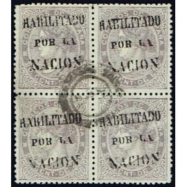 1868 ED. 092 us Valladolid (N) [x4]