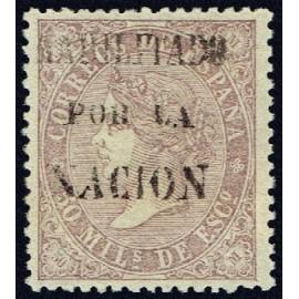 1868 ED. 098 * Valladolid (N)