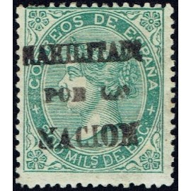 1868 ED. 100 * Valladolid (N) (2)