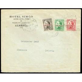 1931 ED. ELR Almería 3/4, 7hcc us