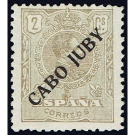 1922 ED. Cabo Juby 20hp **