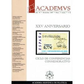 ACADEMVS 2005/09 - XXV ANIVERSARIO