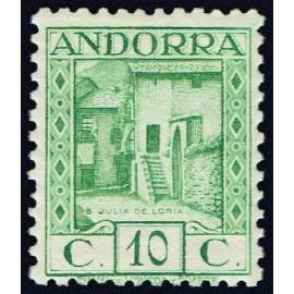 1935 ED. Andorra 31 **