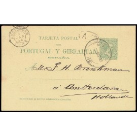 1892 ED. 30ip us Tarjetas Entero Postales