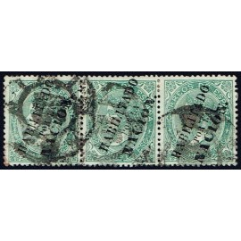 1868 ED. 100 us Madrid (N) [x3]