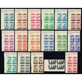 1937 ED. Cabo Juby 85s/101s ** [x4]