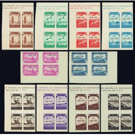 1938 ED. Cabo Juby 102s/111s ** [x4]