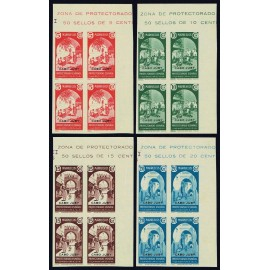 1939 ED. Cabo Juby 112s/115s ** [x4]
