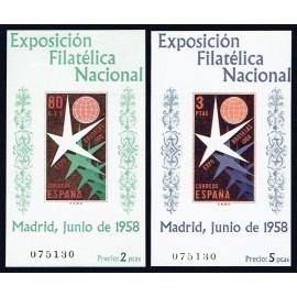 1958 ED. 1222/1223 **