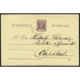 1898 ED. 11 us Enteros Postales Puerto Rico