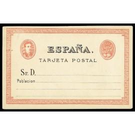 1875 ED.  NE2 * Tarjetas Entero Postales