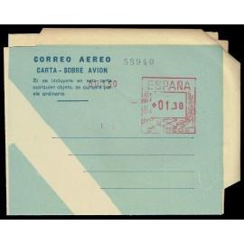 1947-1952 ED. 2bd * Aerogramas