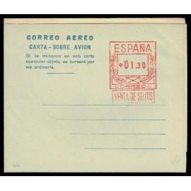 1947-1952 ED. 3 * Aerogramas