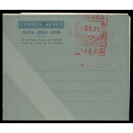 1948-1959 ED. 17bdb * Aerogramas