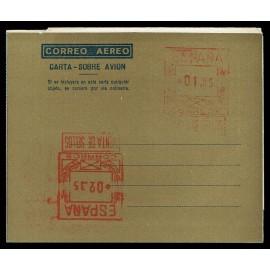 1948-1959 ED. 19Ca * Aerogramas