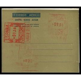 1948-1959 ED. 21Cpa * Aerogramas