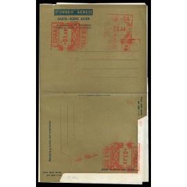 1948-1959 ED. 22Cp * Aerogramas