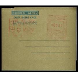 1948-1959 ED. 25C * Aerogramas