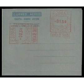 1948-1959 ED. 26 * Aerogramas