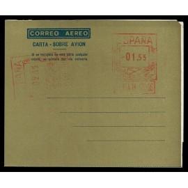 1948-1959 ED. 27C * Aerogramas