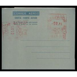 1948-1959 ED. 30a * Aerogramas