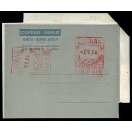 1948-1959 ED. 31 * Aerogramas