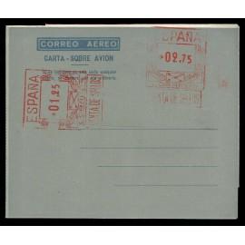 1948-1959 ED. 32 * Aerogramas
