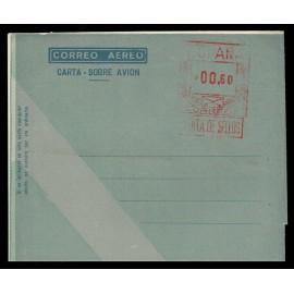 1949-1959 ED. 33bd * Aerogramas