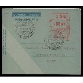 1949-1959 ED. 33bd us Aerogramas