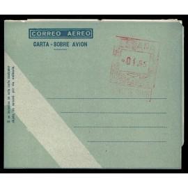 1949-1959 ED. 39bd * Aerogramas