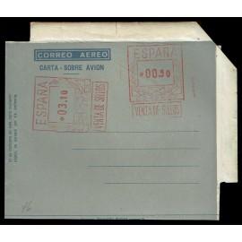 1949-1959 ED. 49 * Aerogramas
